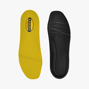INSOLE CUSHION, YELLOW, medium