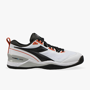 SPEED BLUSHIELD 5 CLAY, WHITE/BLACK/MECCA ORANGE, medium