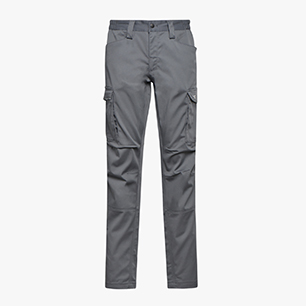 PANT STAFF STRETCH CARGO, STEEL GREY, medium