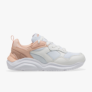 WHIZZ RUN WN, WHITE/PALE PEACH, medium