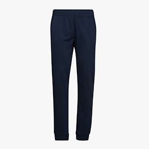 CUFF PANTS UNBRUSHED FL, BLUE CORSAIR, medium