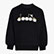 JG.SWEATSHIRT CREW 5PALLE, BLACK, swatch