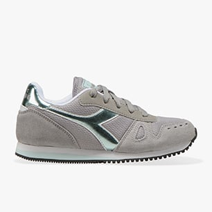SIMPLE RUN GS GIRL, PALOMA GREY, medium