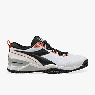 SPEED BLUSHIELD 5 AG, WHITE/BLACK/MECCA ORANGE, medium
