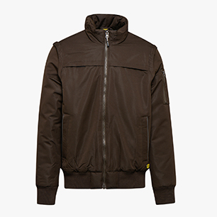 BOMBER D-SWAT ISO 13688:2013, BROWN DEMITASSE, medium
