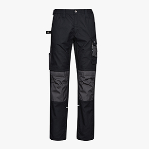 PANT. TOP PERF. ISO 13688:2013, SCHWARZ, medium