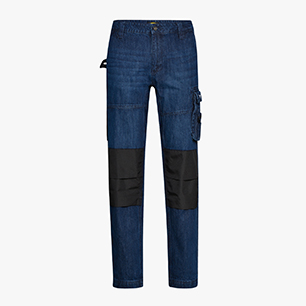WIN  PERF. DENIM ISO 13688:2013, BLUE DENIM CORSAIR, medium