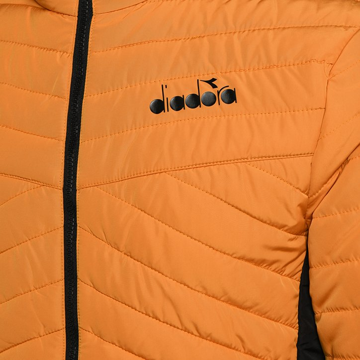 HD LIGHT JACKET CHROMIA, ORANGE MUSTARD, large