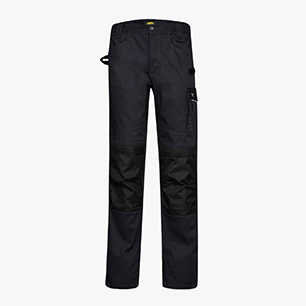 PANT EASYWORK PERFORMANCE, BLACK COAL, medium
