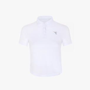 G. POLO COURT, OPTICAL WHITE, medium