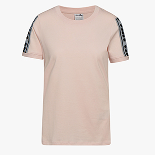 L. T-SHIRT SS TROFEO, PINK CLOUD (50182), medium