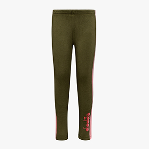 JG.LEGGINGS 5PALLE, WINTER MOSS, medium