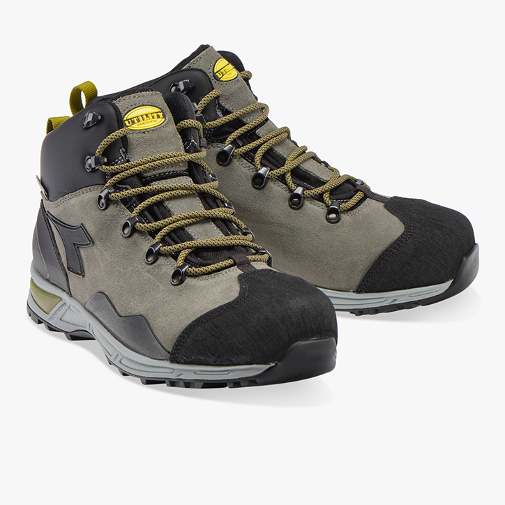 D-TRAIL LEATHER HI S3 SRA HRO WR CI