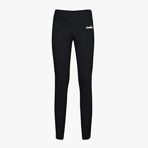 L. STC LEGGINGS BE ONE, SCHWARZ, medium