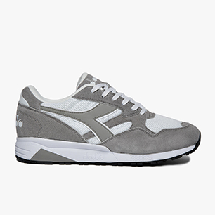 N902 S, PALOMA GREY/WHITE, medium