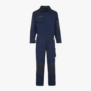 COVERALL POLY ISO 13688:2013, KLASSISCH BLAU, medium