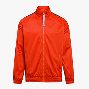 TRACK JACKET TROFEO, RED CHERRY TREE, medium