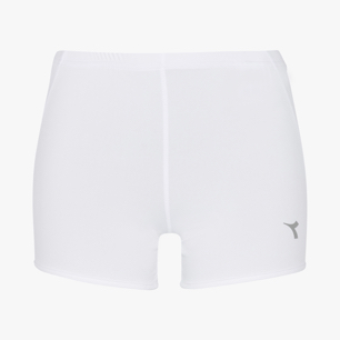 L. SHORT TIGHT, WEISS OPTISCHER, medium