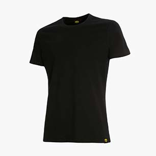 T-SHIRT MC ATONY II, BLACK, medium
