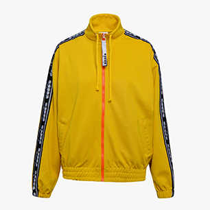 L. TRACK JACKET TROFEO, SULPHUR, medium