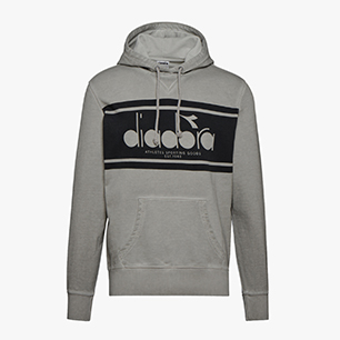 HOODIE SPECTRA USED, GREY ALASKA, medium