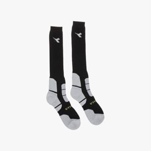 MERINOS WIN. SOCKS, NEGRO/GRIS, medium