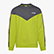 SWEATSHIRT CREW 5PALLE OFFSIDE V, LIME PUNCH, swatch