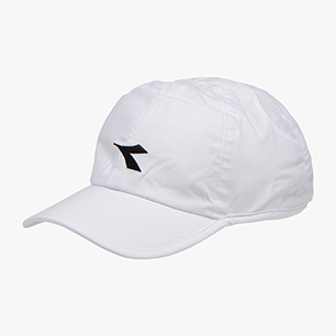 ADJUSTABLE CAP, BLANC/NOIR, medium