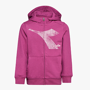 JU.HD FZ SWEAT FREGIO, VIOLET BOYSENBERRY, medium