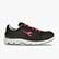 RUN LOW S3 SRC, BLACK/FUCSIA RED, swatch