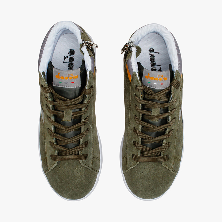GAME S HIGH GS, BURNT OLIVE GREEN, large