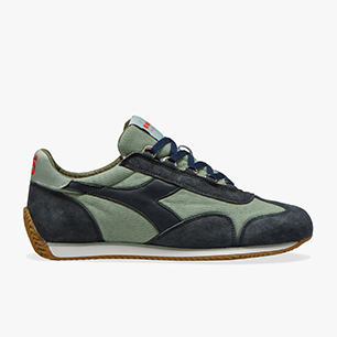 EQUIPE H CANVAS STONE WASH, ICEBERG GREEN, medium