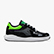 MI BASKET H LOW MDS FLUO, GREEN FLUO, swatch