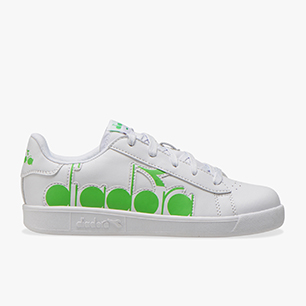 GAME P BOLDER GS, WHITE/GREEN EVIDENCE, medium