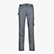 PANT ROCK LIGHT PERF COTTON, STEEL GREY, swatch