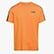 T-SHIRT SS 5PALLE OFFSIDE, ORANGE ZINNIA, swatch