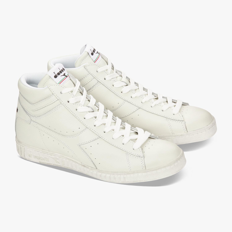 2018 Online GAME WAXED - Sneaker low - white/fogliage Outlet Günstig Online 0qDeL