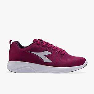 X RUN LIGHT 4 W, BOYSENBERRY/PLUM PERFECT, medium
