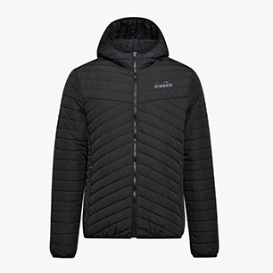 HD LIGHT JACKET CHROMIA, SCHWARZ, medium
