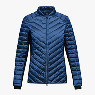 L. JACKET WORKOUT, NIGHT BLUE, medium