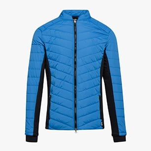 JACKET WORKOUT, BLUE DEEP WATER, medium