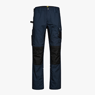 PANT. TOP PERF. ISO 13688:2013, BLEU DENIM, medium