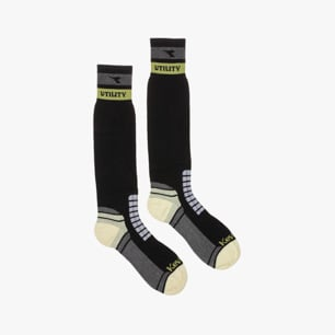 TECHNICAL WIN. SOCKS, NEGRO/GRIS, medium