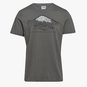 T-SHIRT SS INTOTHEWILD, SMOKED PEARL, medium