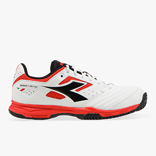 S.CHALLENGE 2 SG, WHITE/RED/BLACK, medium