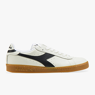 GAME L LOW, WHITE /BLACK, medium