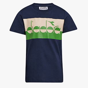 JB.SS T-SHIRT 5PALLE, BLUE CORSAIR , medium