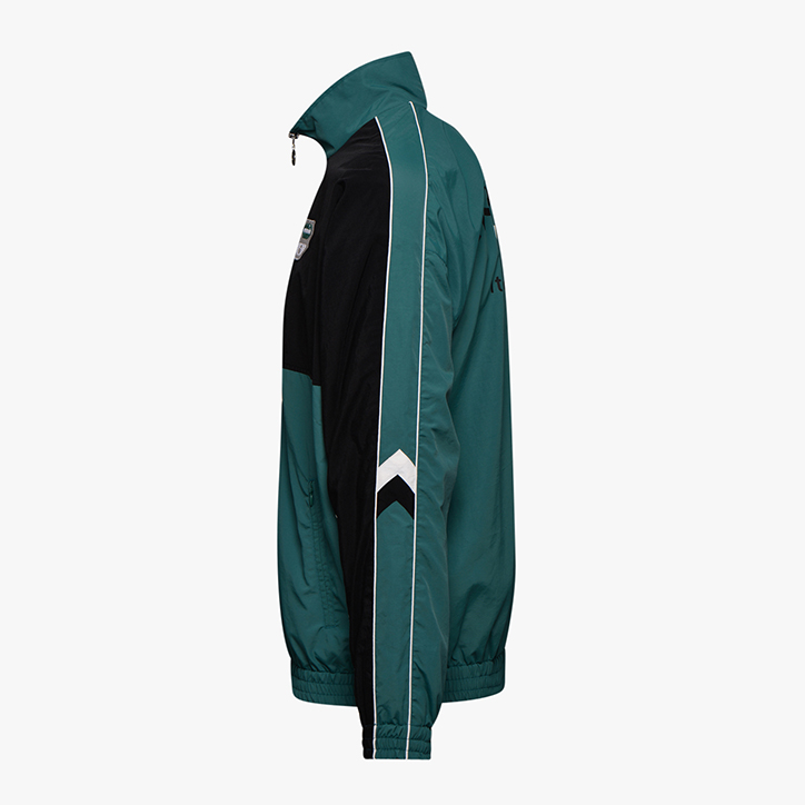 TRACK JACKET ATLETICO, GREEN IVY, large