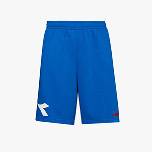 BERMUDA LOGO, BLUE REFLEX, medium
