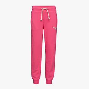 JU.CUFF PANTS FREGIO, HOT PINK, medium